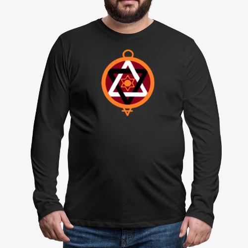 U & I Star - Men's Premium Long Sleeve T-Shirt