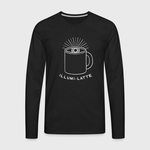 Coffee Illuminati - Men's Premium Long Sleeve T-Shirt