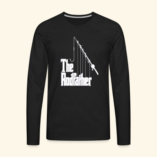 Rodfather - Men's Premium Long Sleeve T-Shirt