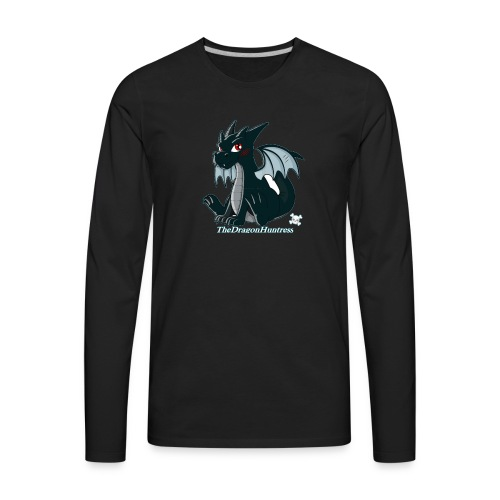 TDH Logo - Men's Premium Long Sleeve T-Shirt