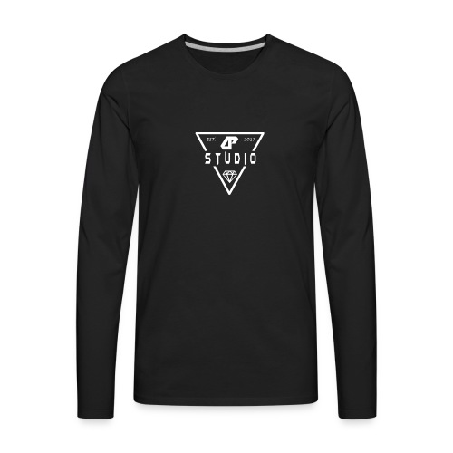 DPLogo 2 - Men's Premium Long Sleeve T-Shirt