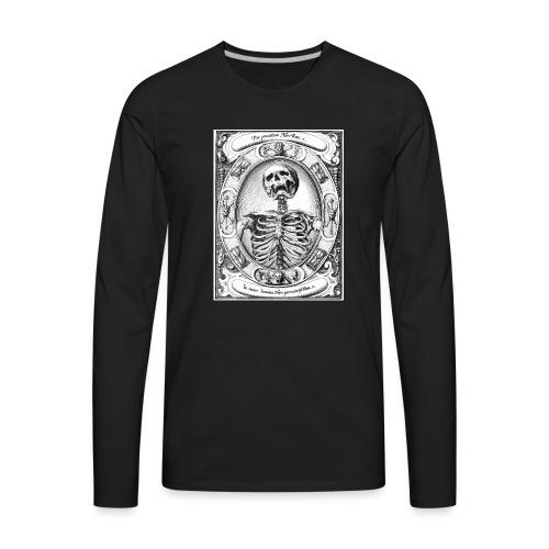 Memento Mori - Men's Premium Long Sleeve T-Shirt
