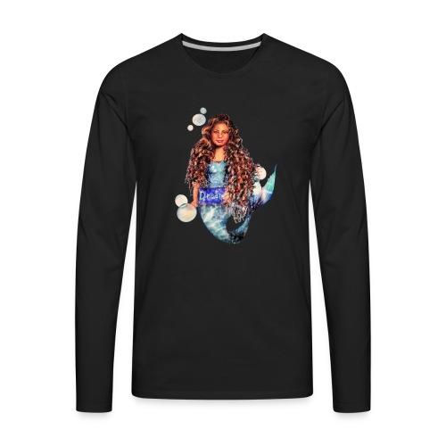 Mermaid dream - Men's Premium Long Sleeve T-Shirt