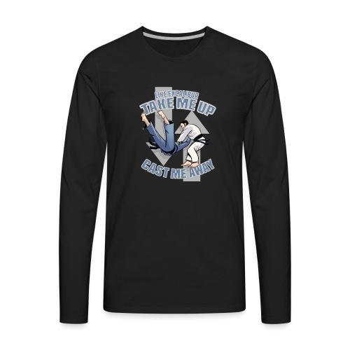 Like Excalibur - Men's Premium Long Sleeve T-Shirt