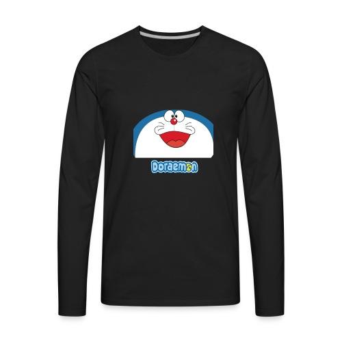Doraemon - Men's Premium Long Sleeve T-Shirt