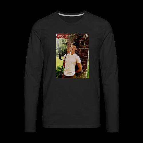 Sakari - Men's Premium Long Sleeve T-Shirt
