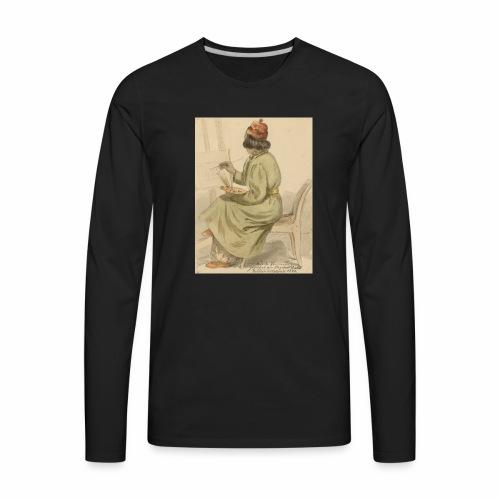 rs portrait sp 02 - Men's Premium Long Sleeve T-Shirt