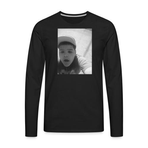 The 100℅ - Men's Premium Long Sleeve T-Shirt