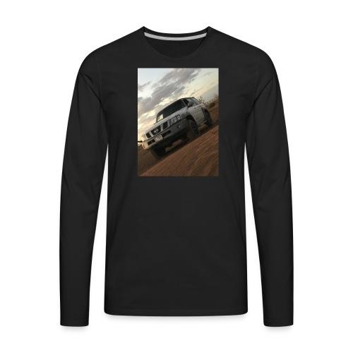 AEC68AD1 3310 4925 9ABE 593200C61C23 - Men's Premium Long Sleeve T-Shirt