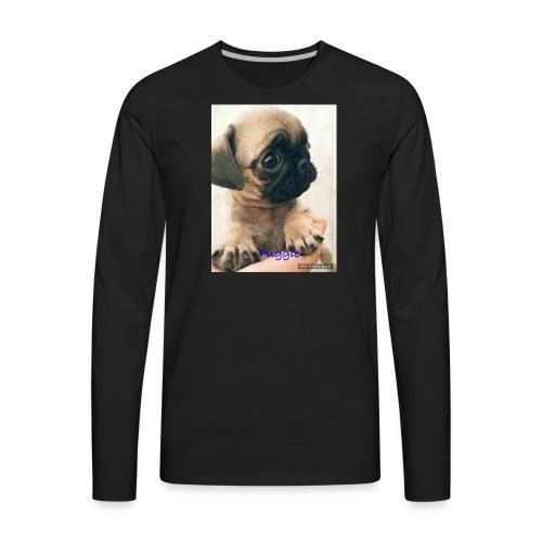 Pug for life - Men's Premium Long Sleeve T-Shirt