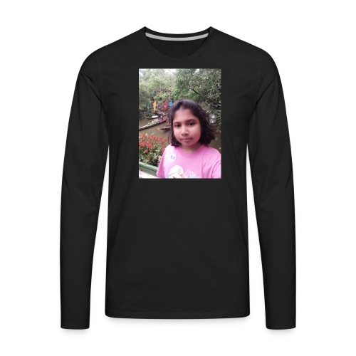 Tanisha - Men's Premium Long Sleeve T-Shirt