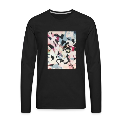 samia - Men's Premium Long Sleeve T-Shirt