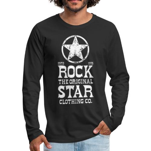 original rock star - Men's Premium Long Sleeve T-Shirt