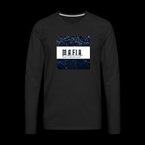 Lost in the woods - Men's Premium Long Sleeve T-Shirt