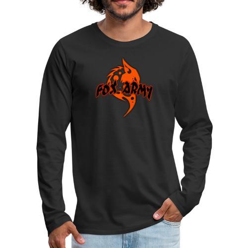 fox army - Men's Premium Long Sleeve T-Shirt