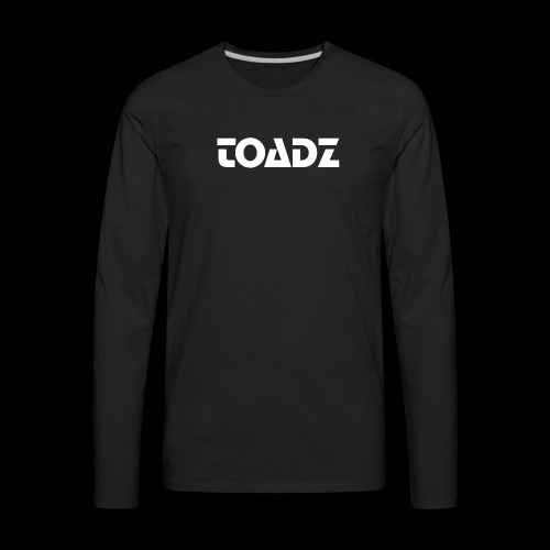 Toadz White - Men's Premium Long Sleeve T-Shirt