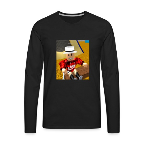 852B7CB1 35F9 4AFF 860B A5175F46FDE3 - Men's Premium Long Sleeve T-Shirt