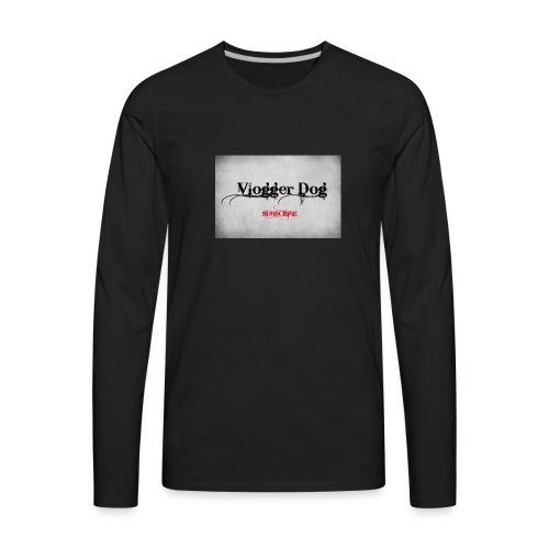Spooky tee - Men's Premium Long Sleeve T-Shirt