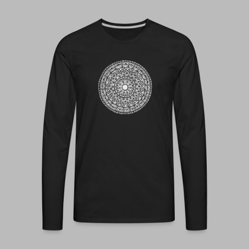 Mandala - Men's Premium Long Sleeve T-Shirt