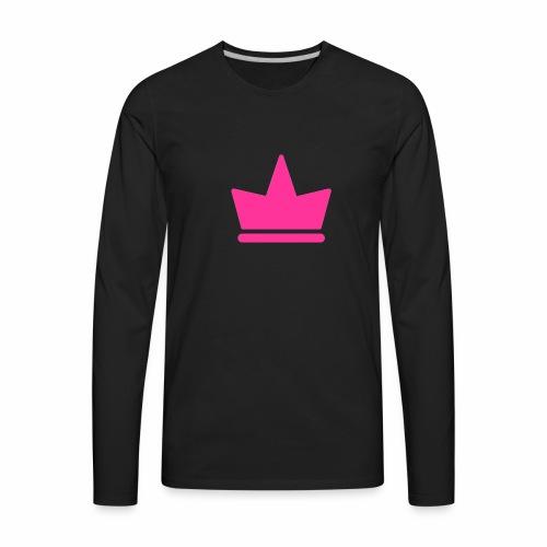 Kash Crown - Men's Premium Long Sleeve T-Shirt