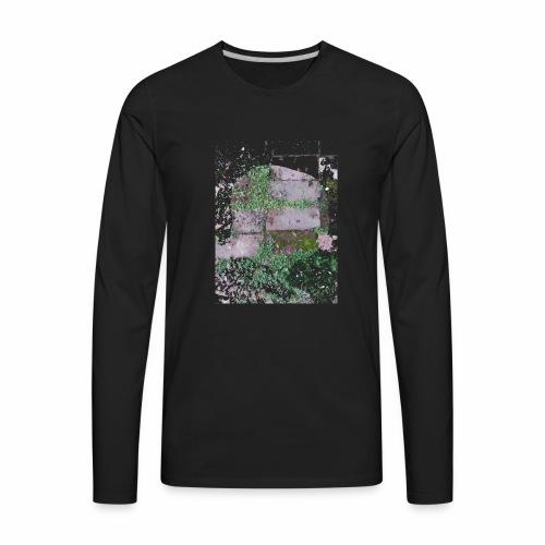 Bricks and nature - Men's Premium Long Sleeve T-Shirt