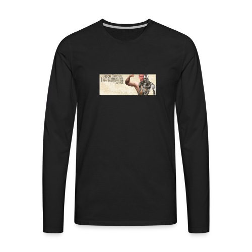 IMG_0418 - Men's Premium Long Sleeve T-Shirt