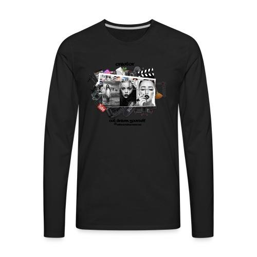 creators collection - Men's Premium Long Sleeve T-Shirt