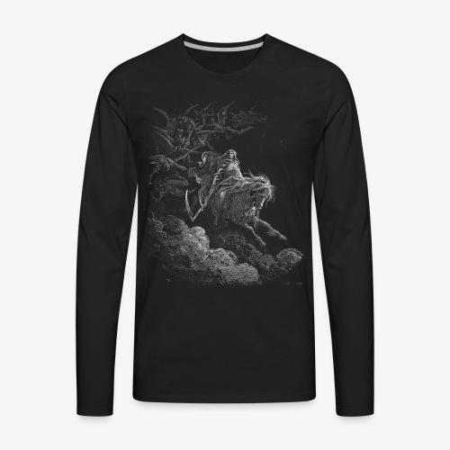 rider t - Men's Premium Long Sleeve T-Shirt