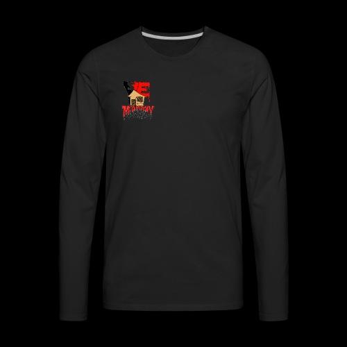 YE Monopoly Sauce Logo 2019 - Men's Premium Long Sleeve T-Shirt