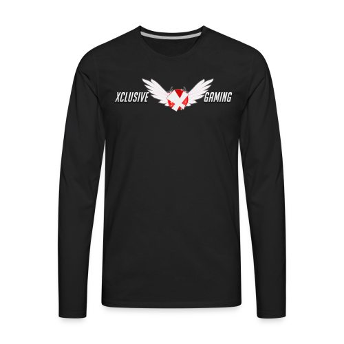 Xclusive Gaming 2 collection - Men's Premium Long Sleeve T-Shirt