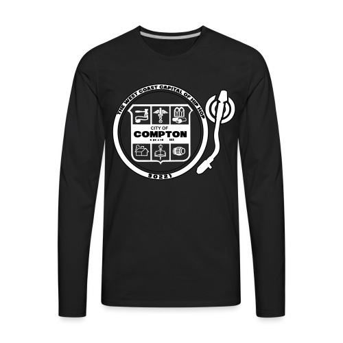 City of Compton - Men's Premium Long Sleeve T-Shirt