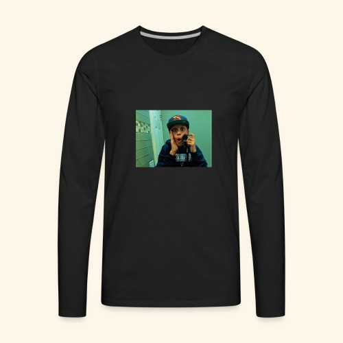 Pj Vlogz Merch - Men's Premium Long Sleeve T-Shirt