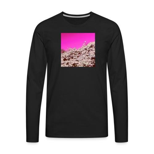 Late Enough EP Cover - Men's Premium Long Sleeve T-Shirt