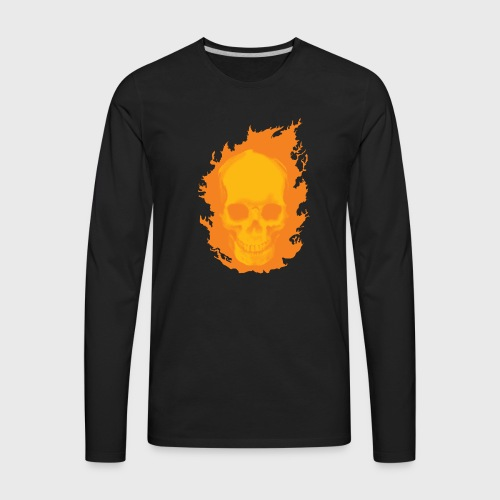 Ghost Rider - Men's Premium Long Sleeve T-Shirt