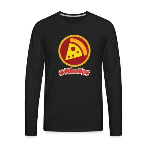 Pizza Port Explorer Badge - Men's Premium Long Sleeve T-Shirt