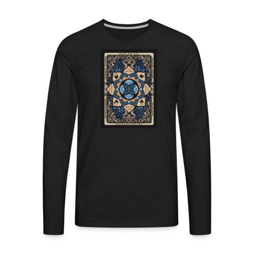 SOL Blossom - Men's Premium Long Sleeve T-Shirt