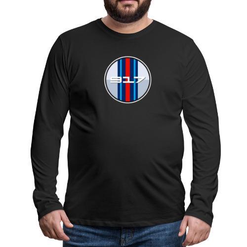 917 Martin classic racing livery - Le Mans - Men's Premium Long Sleeve T-Shirt