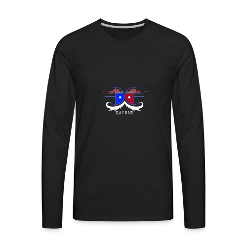 d19 - Men's Premium Long Sleeve T-Shirt