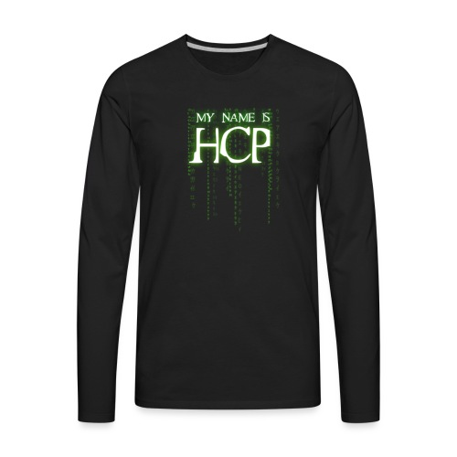 SAP HCP NEO - Jam Band 2016 Barcelona Edition - Men's Premium Long Sleeve T-Shirt