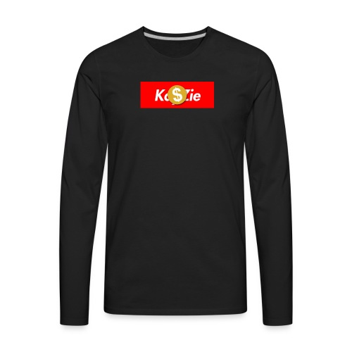 'Demonetized KayZie' - Men's Premium Long Sleeve T-Shirt