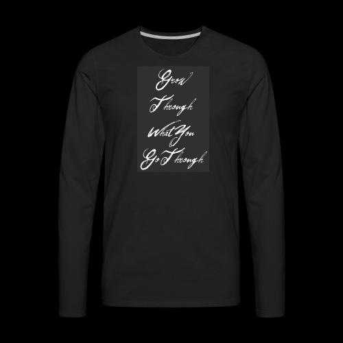 Grow - Men's Premium Long Sleeve T-Shirt