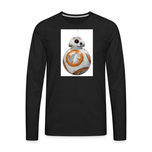 BB8 - Men's Premium Long Sleeve T-Shirt