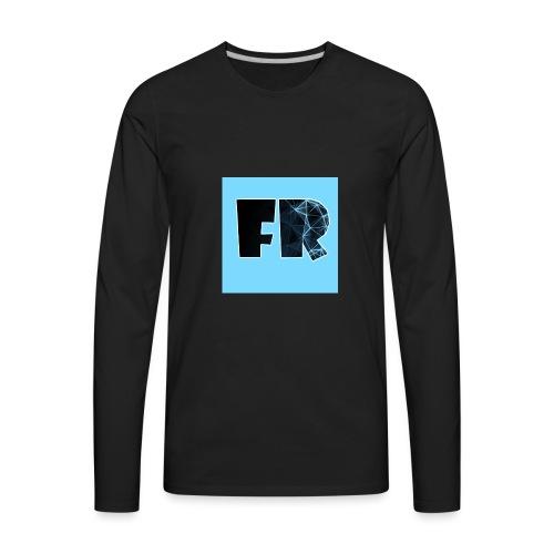 Fanthedog Robloxian - Men's Premium Long Sleeve T-Shirt