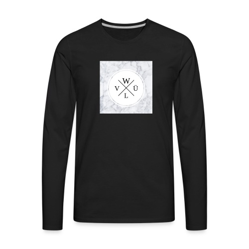 Wülv - Men's Premium Long Sleeve T-Shirt