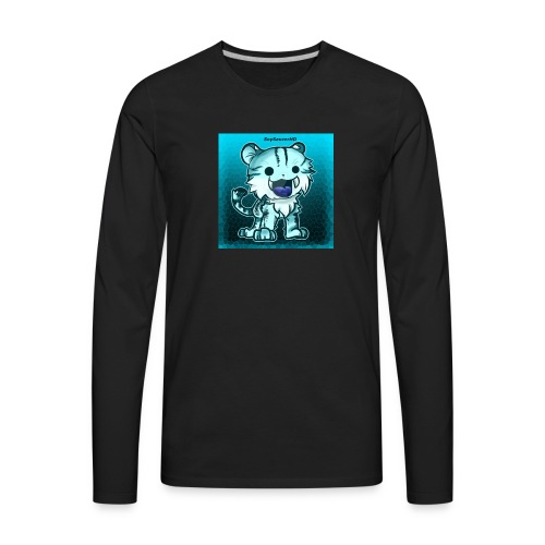 SoySaucer Hoodie - Men's Premium Long Sleeve T-Shirt