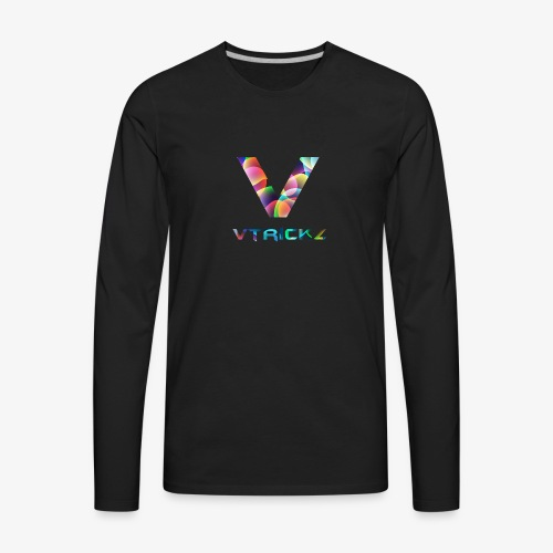 New logo - Men's Premium Long Sleeve T-Shirt