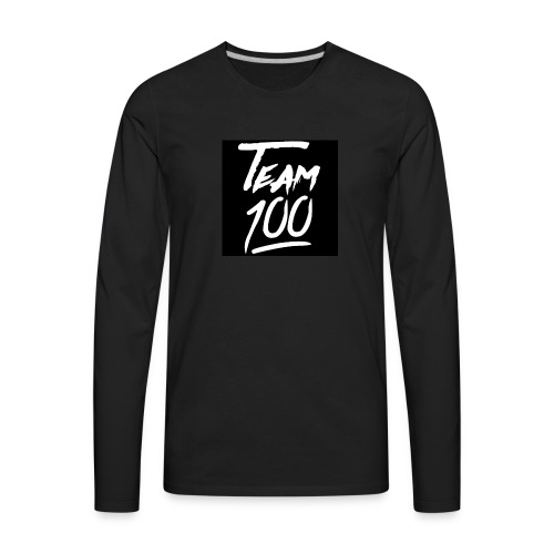 official merch - Men's Premium Long Sleeve T-Shirt
