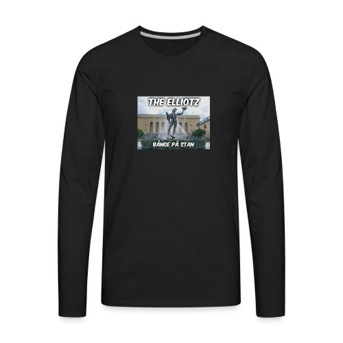 The Elliotz - BPS shirt! - Men's Premium Long Sleeve T-Shirt