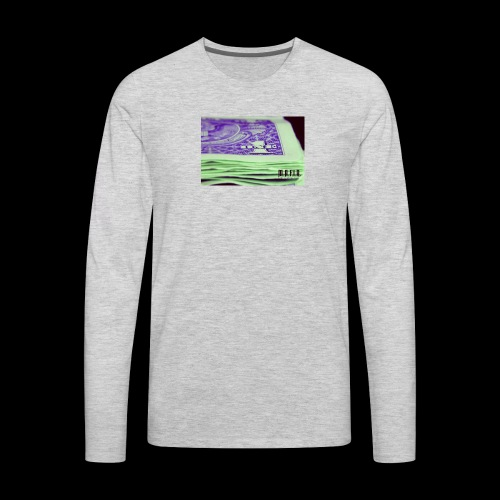 Another day another dollar MAFIA - Men's Premium Long Sleeve T-Shirt