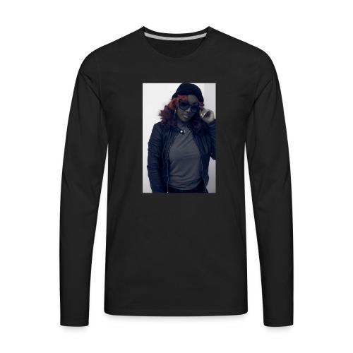 Savage Bitch - Men's Premium Long Sleeve T-Shirt
